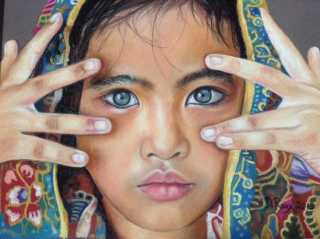 Assez Je suis un enfant du monde ! - Ame-d'enfants - Poème - DPP ME33